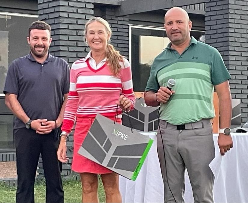 El Golf del Club Sirio realizó el Torneo Abierto Apertura 2021 8