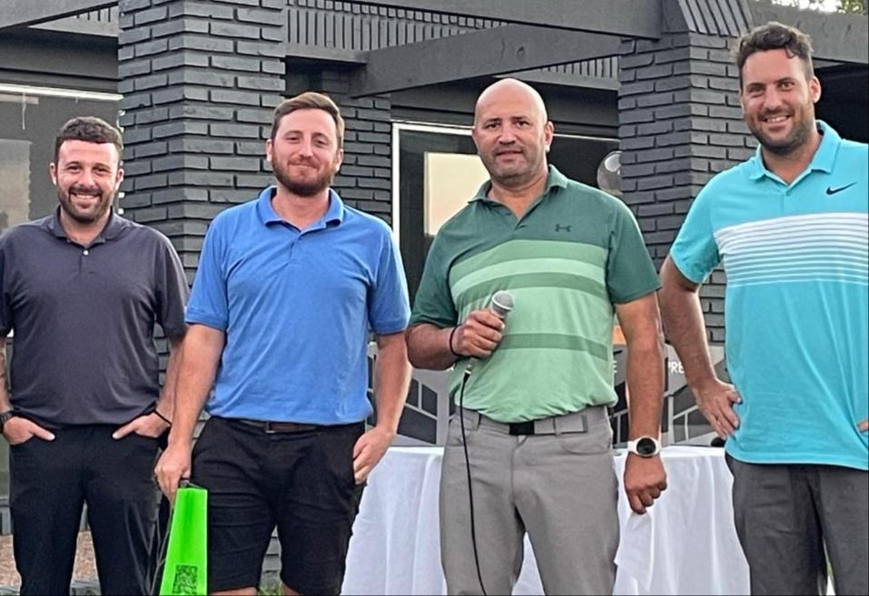 El Golf del Club Sirio realizó el Torneo Abierto Apertura 2021 4