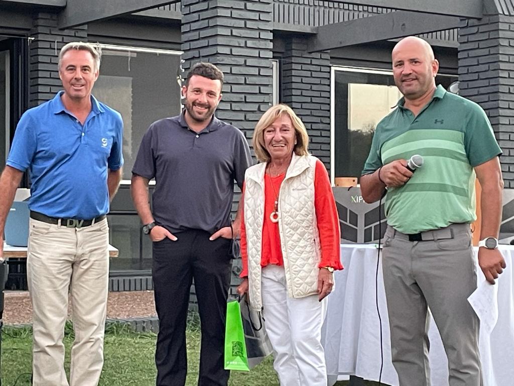 El Golf del Club Sirio realizó el Torneo Abierto Apertura 2021 1