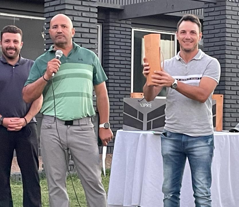 El Golf del Club Sirio realizó el Torneo Abierto Apertura 2021 2