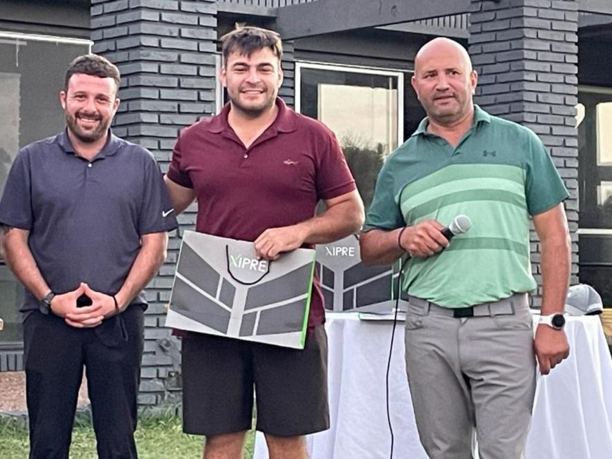 El Golf del Club Sirio realizó el Torneo Abierto Apertura 2021 3