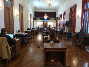 Dialogamos con la presidenta del HCD Gabriela Taruselli quien dio detalles sobre lo tratado en la última sesión 3