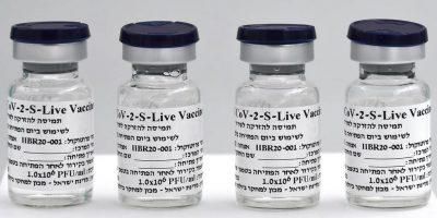 Inician reuniones con la delegación israelí por la producción local de vacunas 9