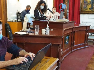 Gabriela Taruselli dió detalles de la Sesión del HCD 6