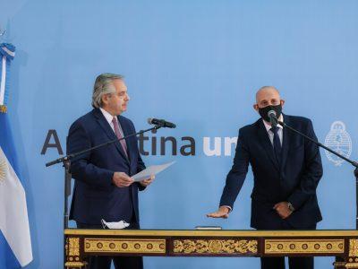 Alexis Guerrera es el nuevo Ministro de Transporte de la Nación 2