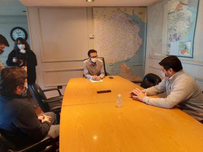 El concejal Álvaro Reynoso habló sobre el encuentro con el ministro de Infraestructura de la Provincia 10