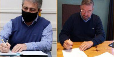 UNNOBA y Municipio firmaron un importante convenio para la carrera de enfermería 10