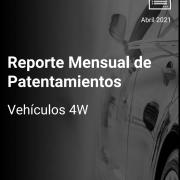 Se patentaron en abril 32.200 vehículos 6