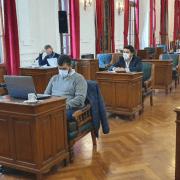 La presidenta del HCD Gabriela Taruselli compartió un resumen de la 10ma sesión del año 15