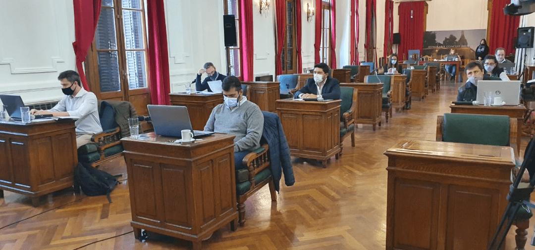 Se aprobó la rendición de cuentas y el beneficio impositivo en una doble jornada del HCD 1