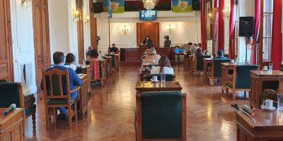 Se llevó adelante la Séptima Sesión Ordinaria del año del HCD 9