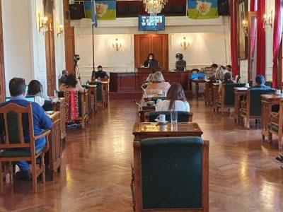 Se llevó adelante la Séptima Sesión Ordinaria del año del HCD 1