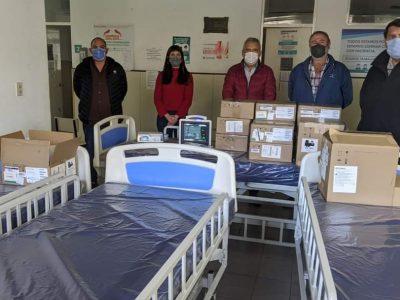 Colón amplía la capacidad UTI en su Hospital 8