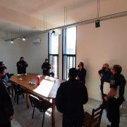 Vecinos de Barrio Linotex y María Crescencia Pérez se reunieron con funcionarios de seguridad 4