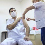 Coronavirus: El plan de vacunación está cerca de llegar al 30% de la población con primeras dosis 3