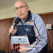 José Luis Picarelli fue distinguido por el Club Atlético Douglas Haig 4