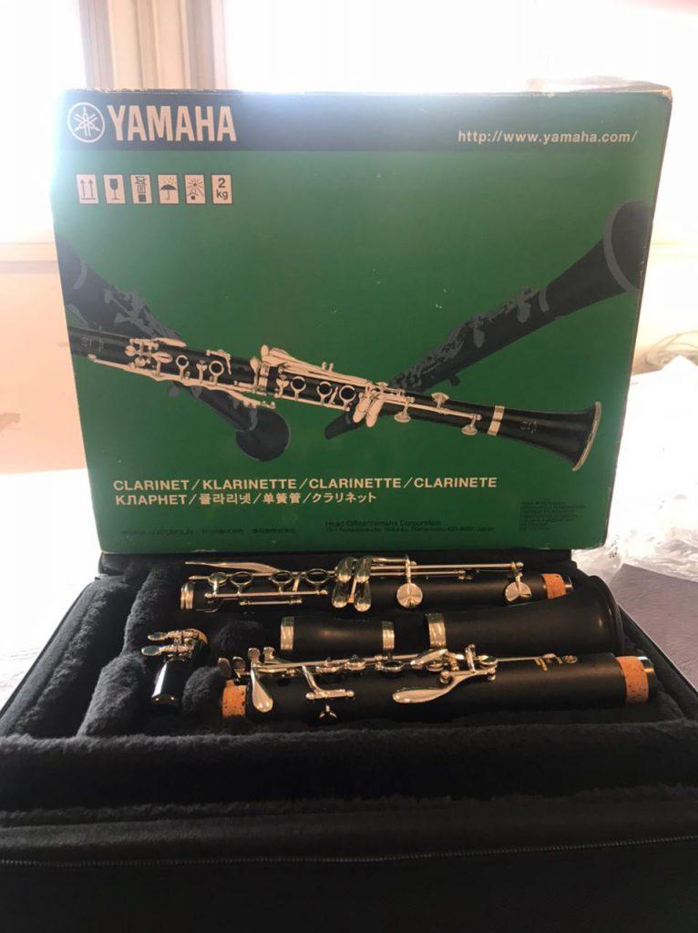 La directora de la Orquesta Infanto Juvenil Municipal de Barrio Kennedy, María Auil nos contó sobre la adquisición de un nuevo instrumento 3