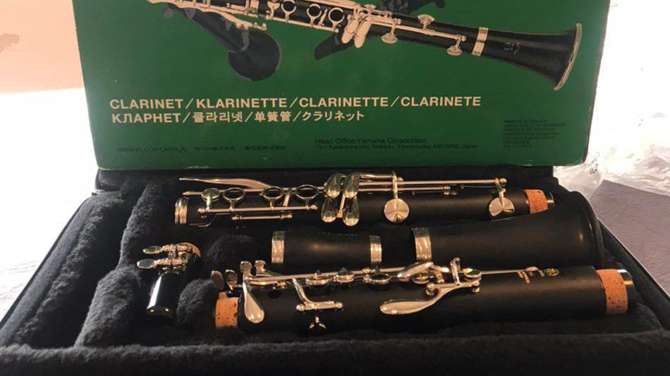 La directora de la Orquesta Infanto Juvenil Municipal de Barrio Kennedy, María Auil nos contó sobre la adquisición de un nuevo instrumento 1