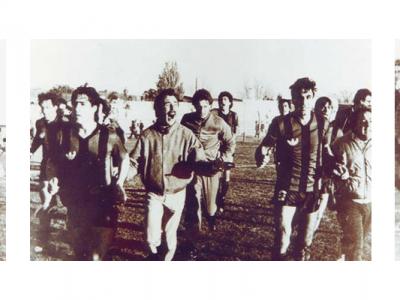 Hoy se cumplen 35 años del ascenso de Douglas al Nacional B 2