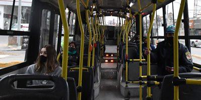 En la Provincia: El transporte público deberá contar con cámaras de seguridad 6