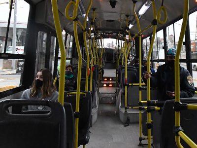 En la Provincia: El transporte público deberá contar con cámaras de seguridad 1