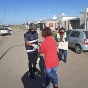 Defensa Civil continúa recorriendo la ciudad buscando generar conciencia sobre las medidas de prevención ante el COVID-19 3
