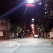 Continúa el recambio de luces LED en Barrio Acevedo 6