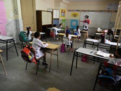Las clases presenciales seguirán suspendidas en Pergamino 1