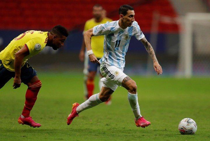 Argentina campeón de América 1