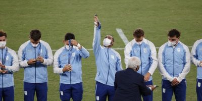 Pumas de bronce: primera medalla olímpica para Argentina 5