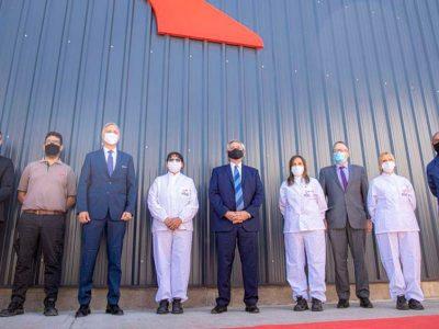 La semana que viene comenzará la producción de Sputnik V componente 2 en el País 4