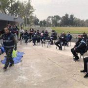 Deportes y Defensa Civil llevan adelante un programa de capacitación en emergencias médicas 2
