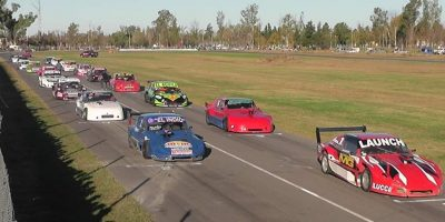 Automovilismo: Retornan las categorías zonales en el circuito de Colón 8