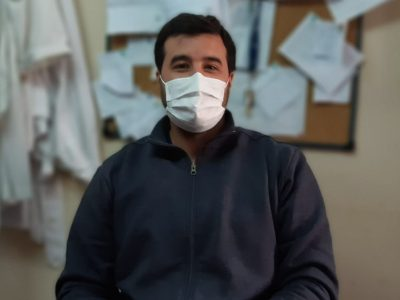TRAUMATOLOGÍA: Primera cirugía de hombro realizada en Pergamino por profesionales del HIGA San José 3