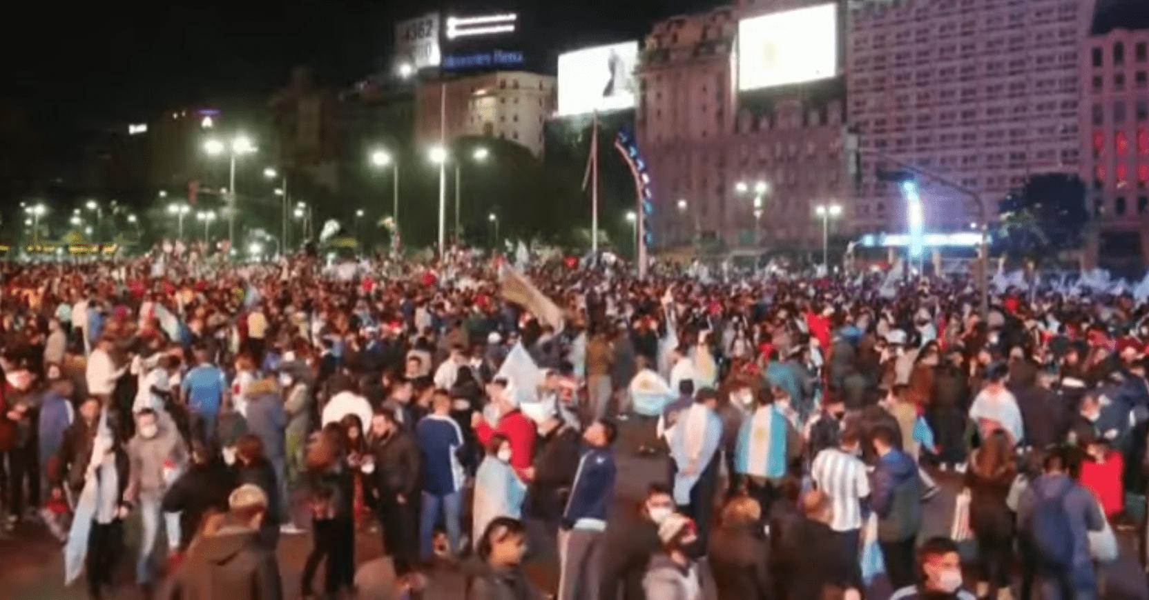 Argentina campeón de América 3