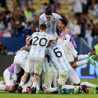 Argentina campeón de América 2