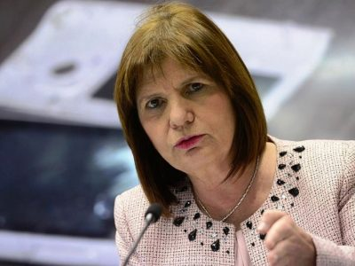 Patricia Bullrich le respondió al presidente tras su carta enviada al mandatario de Bolivia 9