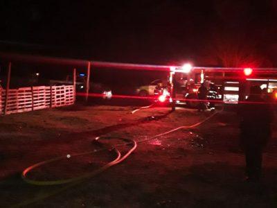 Incendio fatal en Bv Acevedo al 3100 4