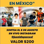El pergaminense Juani De Pascual disputará el Mundial de Padel 2021 en México 14