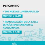 La Provincia de Buenos Aires anunció una inversión de 18.944.980 pesos en obras de arquitectura y vialidad 1
