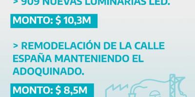 La Provincia de Buenos Aires anunció una inversión de 18.944.980 pesos en obras de arquitectura y vialidad 5
