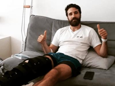 Tomás Zanzottera fue operado y ya se encuentra en recuperación 3