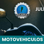 En julio se transfirieron 30.543 motovehículos 4