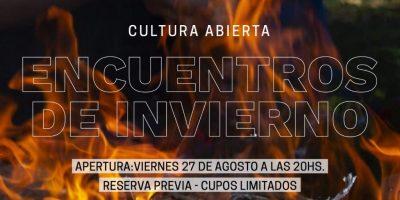Este viernes: Espacio Menéndez abre sus puertas a una nueva muestra 9