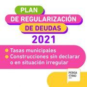 Plan de Regularización de Deudas para Tasas Municipales y Construcciones sin declarar 3