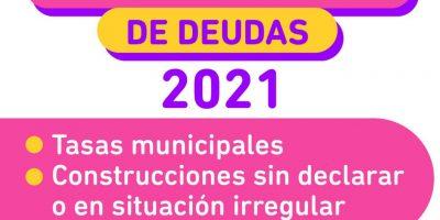 Plan de Regularización de Deudas para Tasas Municipales y Construcciones sin declarar 8