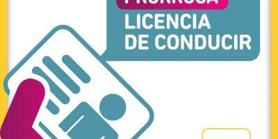 Se prorrogaron los vencimientos de las licencias de conducir 9