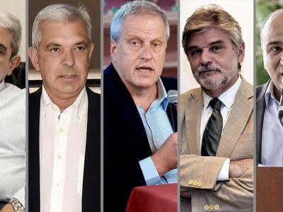 Fernández le tomó juramento a los nuevos ministros 2