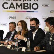 """Abad: """"Argentina necesita una oposición fuerte, amplia y unida"""" 14"""