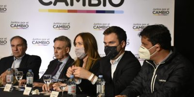 """Abad: """"Argentina necesita una oposición fuerte, amplia y unida"""" 6"""